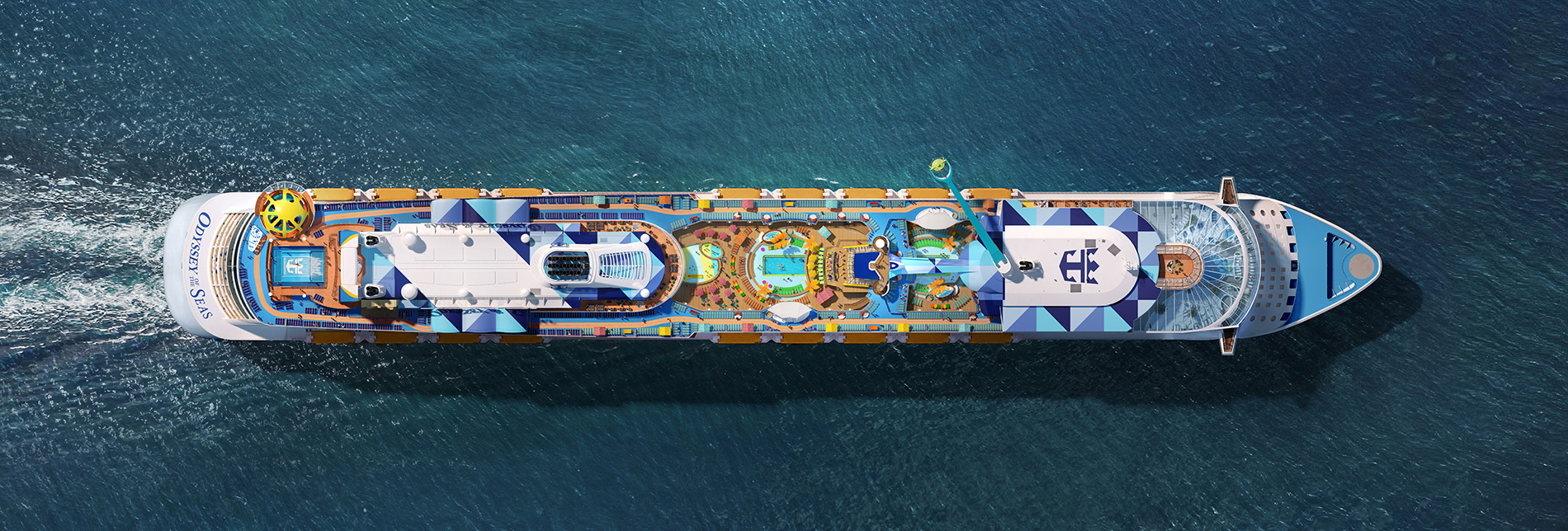 Royal Caribbean Unveils Bold Features on N...