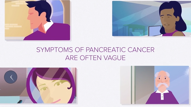 The silent symptoms of pancreatic cancer