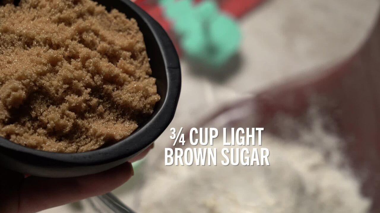 Cinnamon Brown Sugar Animal Crackers How-to Video