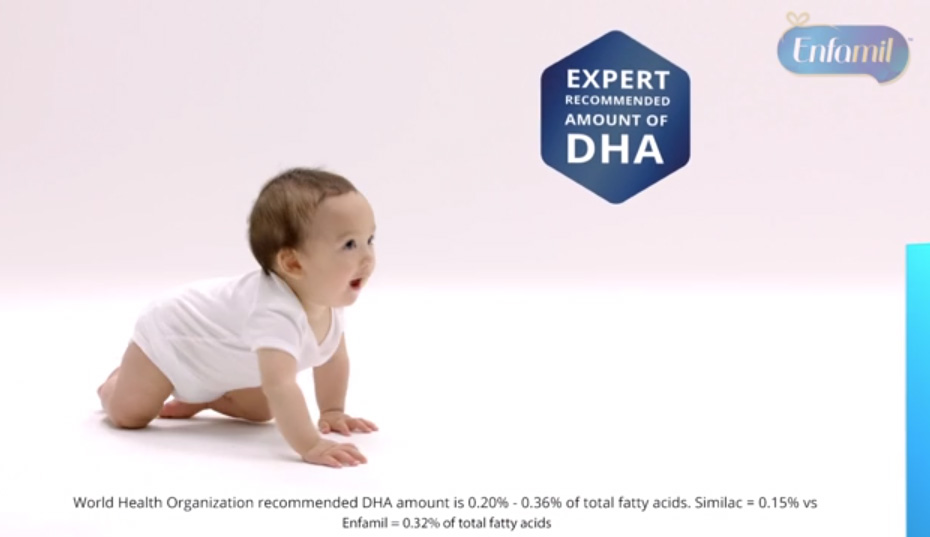 The #1 Pediatrician Recommended Infant Formula Brand Encourages Consumers to Sign the #RaiseTheDHA Petition to Ensure All Babies Have an Opportunity to Receive an Expert Recommended and Clinically Proven Amount of DHA