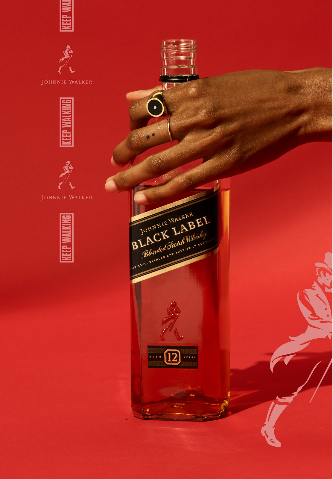 Johnnie Walker was built on challenging conventions and inspiring people to stretch their boundaries. The brand continues to do so with this new campaign.