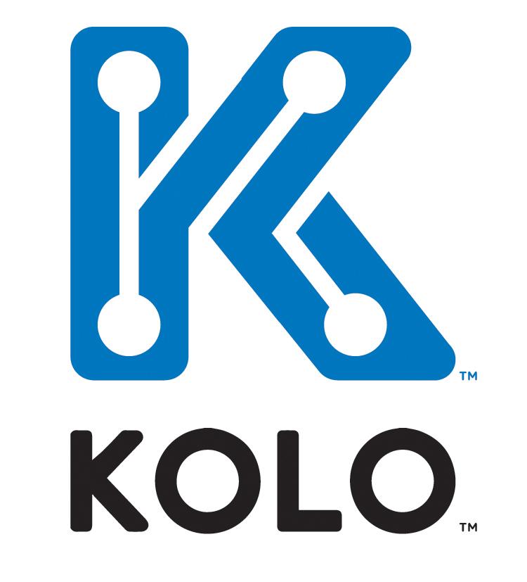 GP PRO's KOLO™ Smart Monitoring System logo.