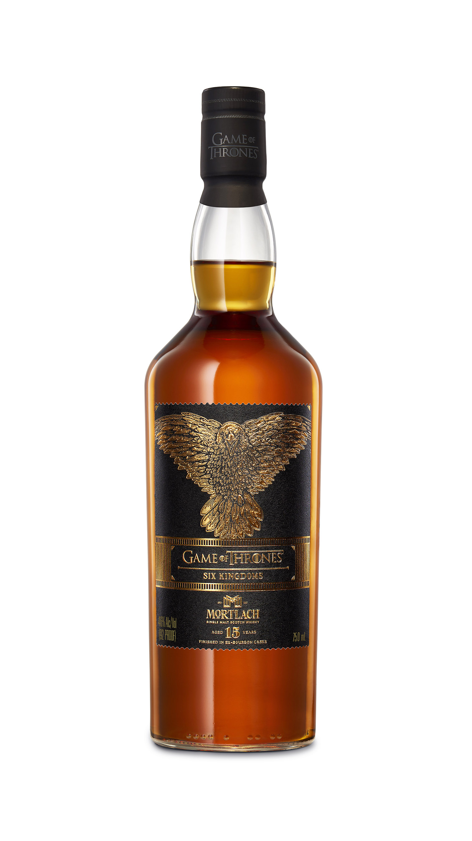 Game of Thrones Six Kingdoms - Mortlach Aged 15 Years