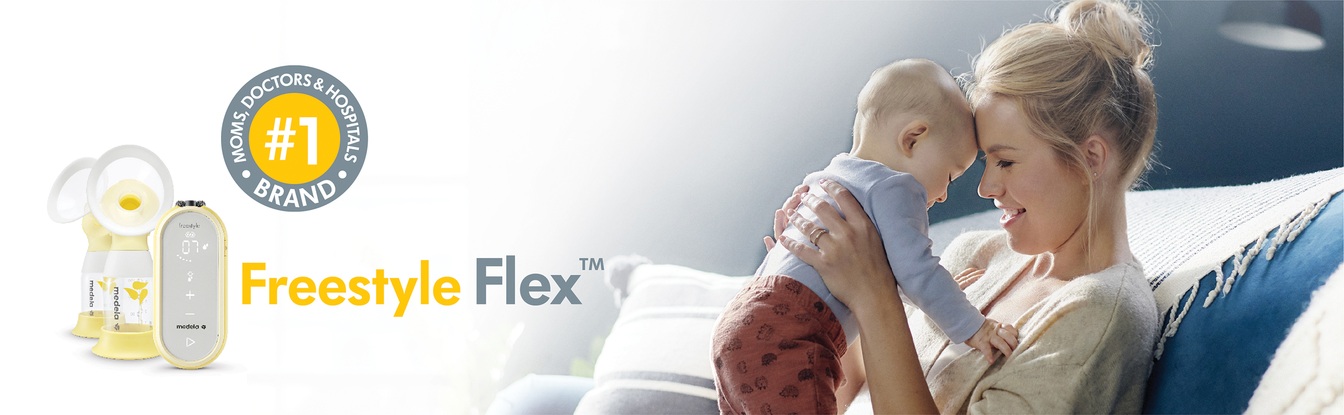 Freestyle Flex Launches From Medela Giving Moms More Mobility