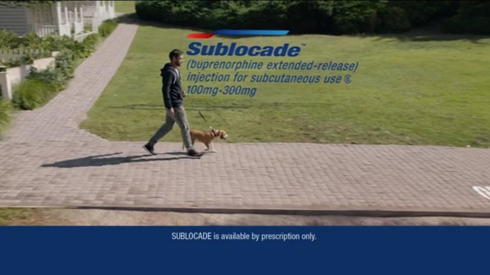 SUBLOCADE - Keep Moving Towards Recovery