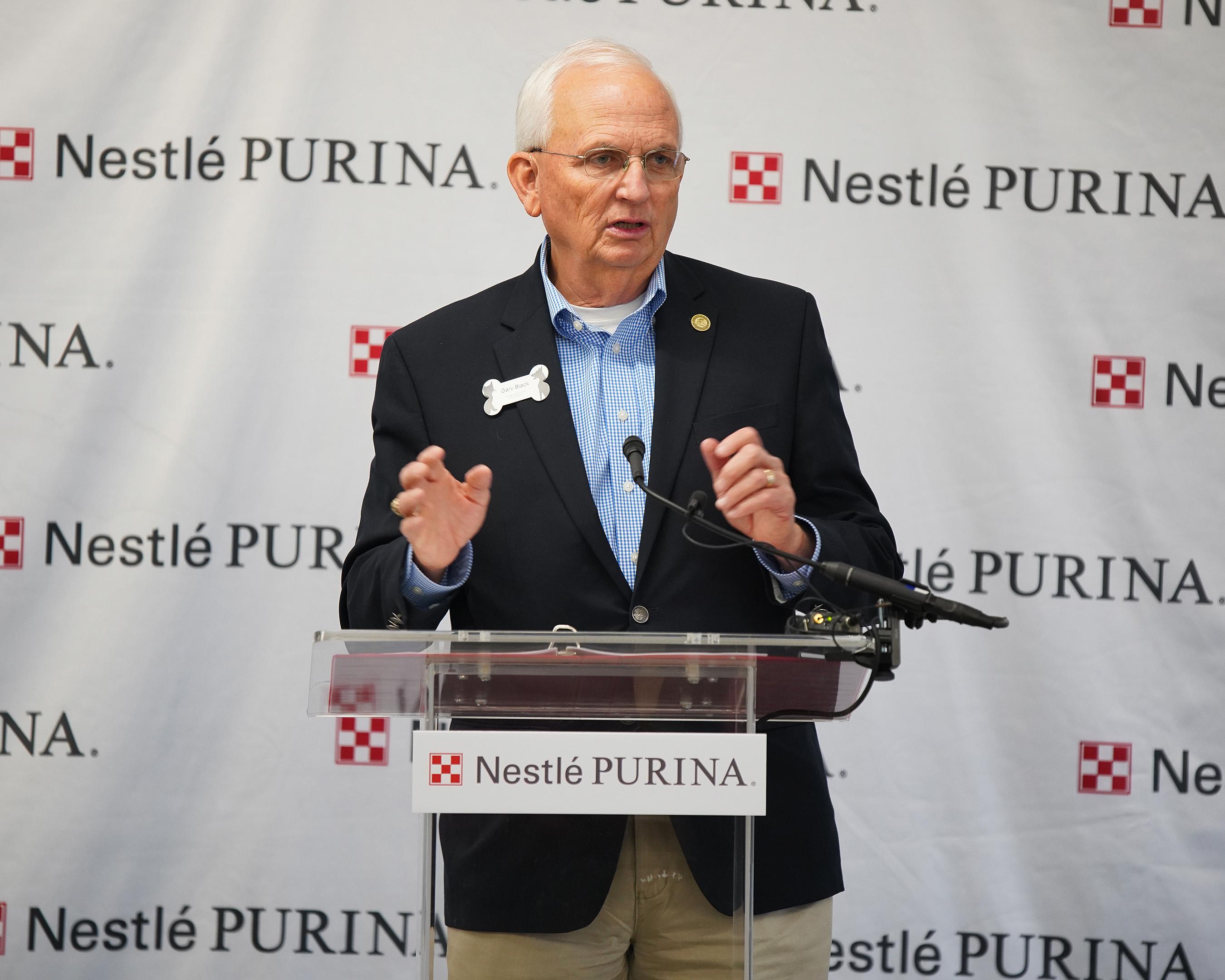 Georgia Agriculture Commissioner Gary Black