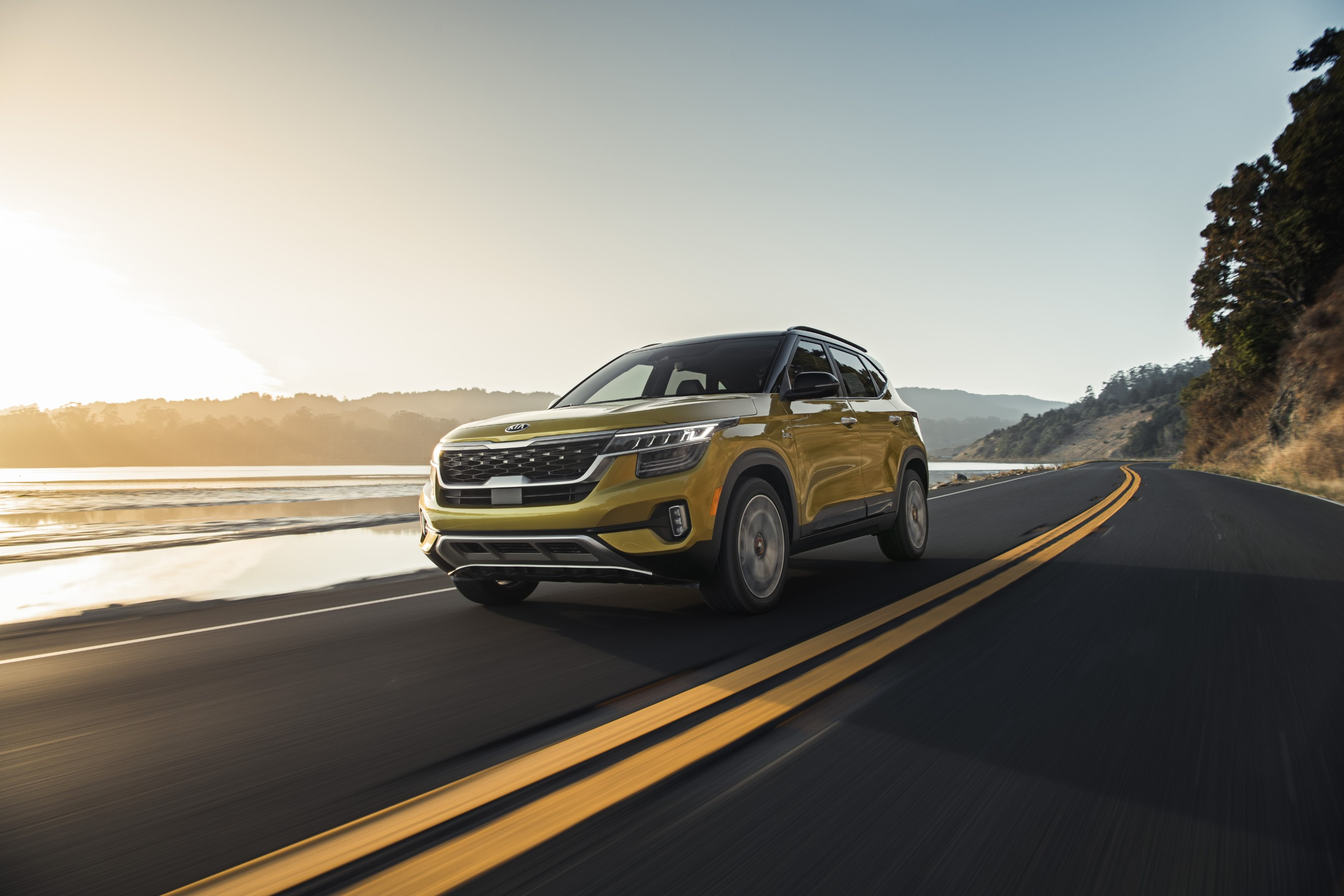 """""""Tough Never Quits"""" is the centerpiece of a tiered-broadcast and online campaign showcasing the all-new 2021 Seltos as a breakthrough in the Entry SUV category."""