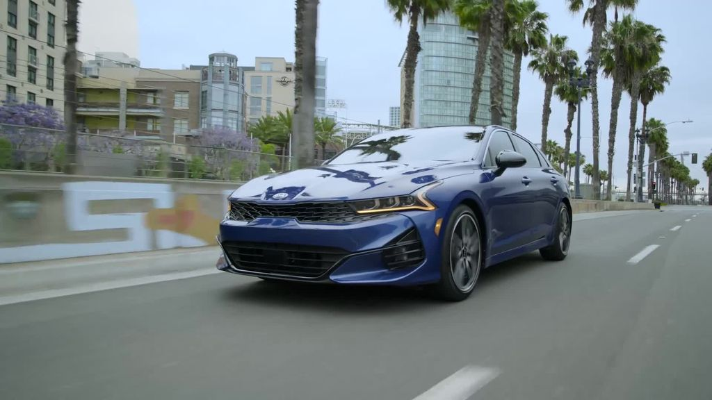 Kia unveils all-new 2021 K5, which is set to disrupt and inspire the midsize sedan market.