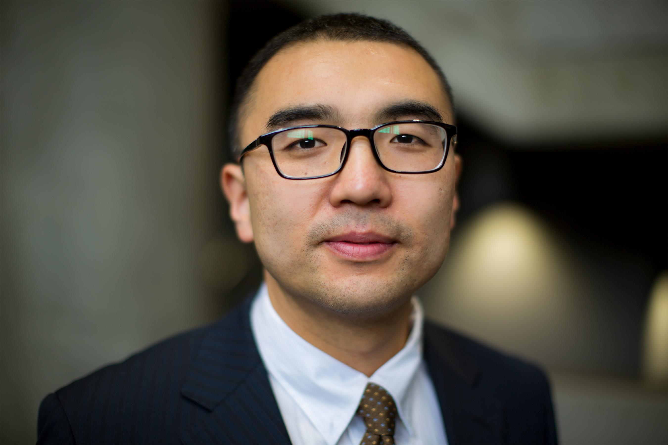 Dr. Wu headshot