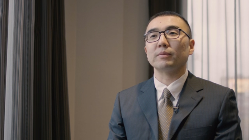 Dr. Wu full interview