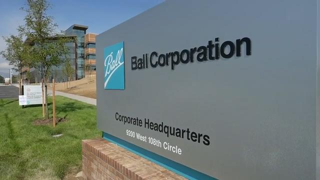 Ball Corporation Footage