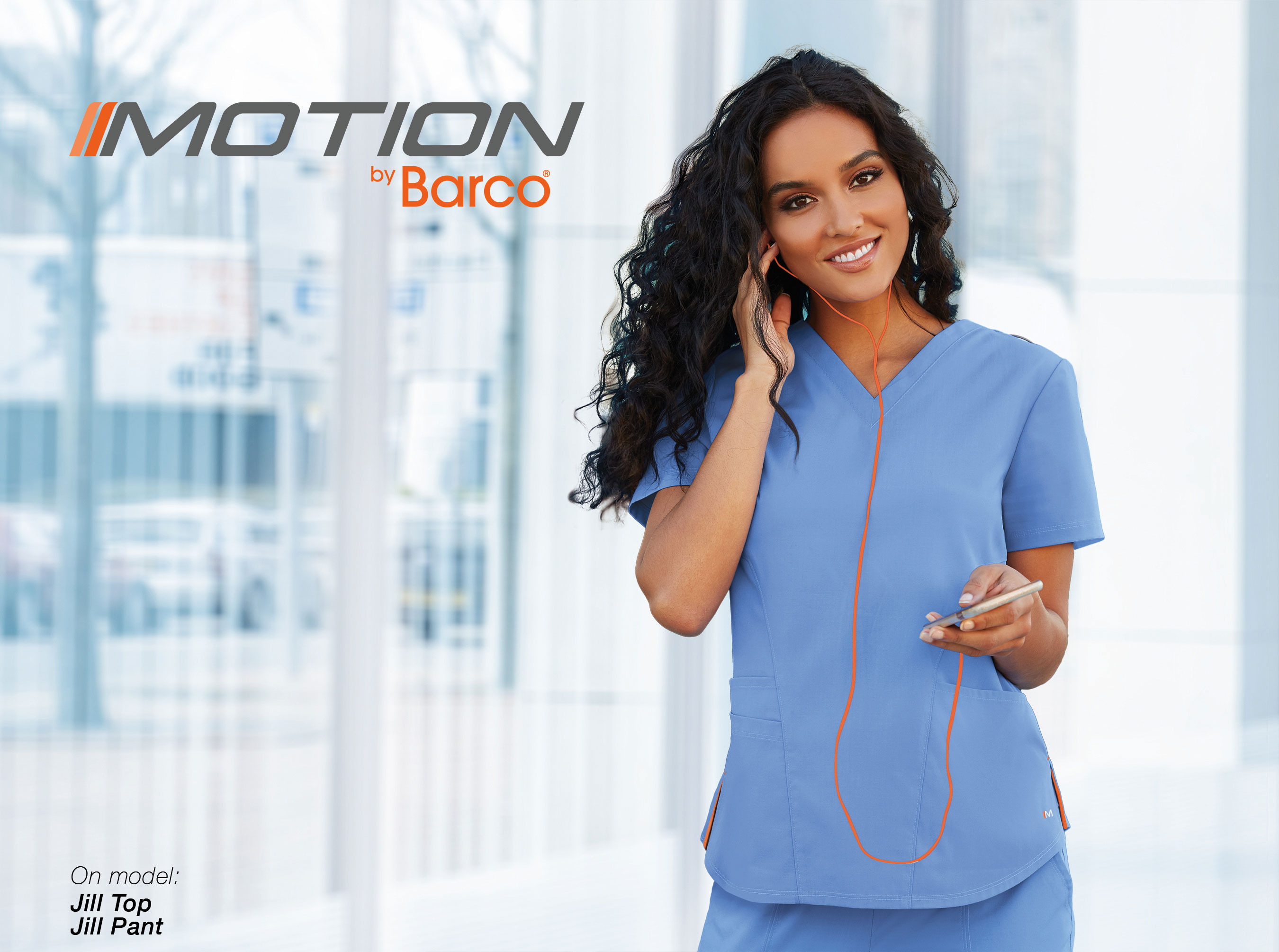 Barco Uniforms Medical Division