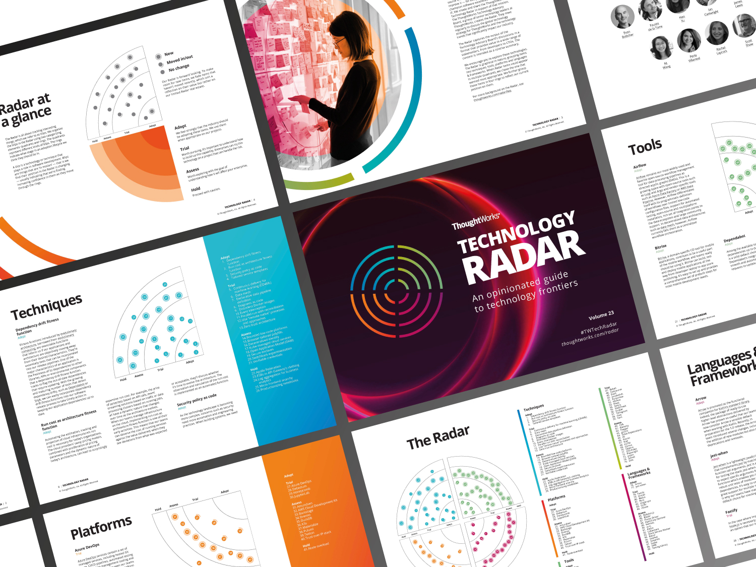 Download the Radar or browse the online interactive version