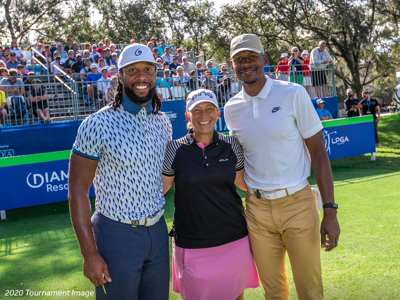 This tournament brings your favorite stars and LPGA Professionals to the course.