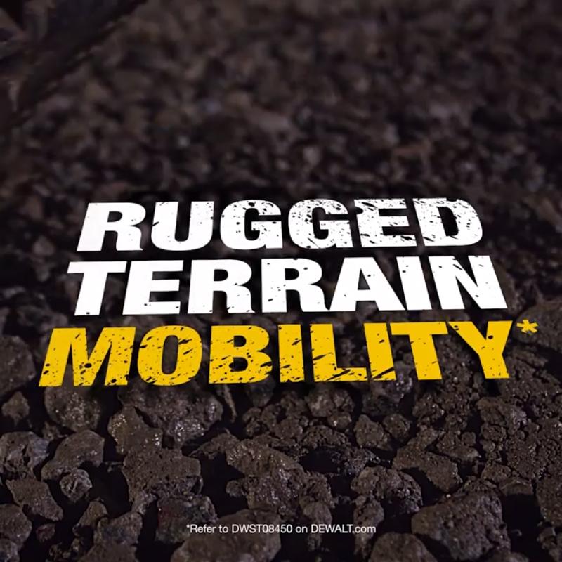 Rugged-terrain mobility*