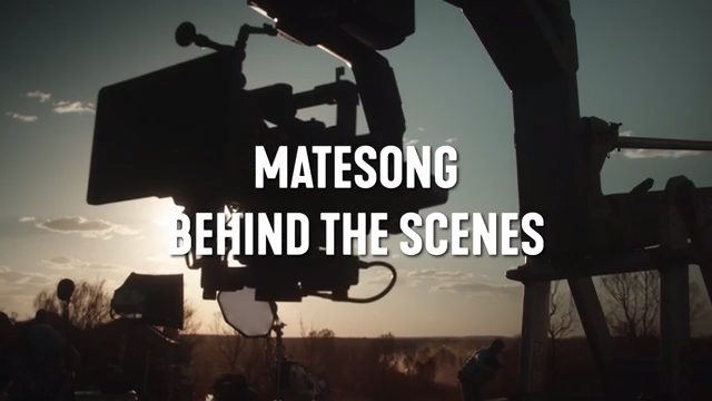 The making of Tourism Australia's 'Matesong' campaign featuring Kylie Minogue and Mates