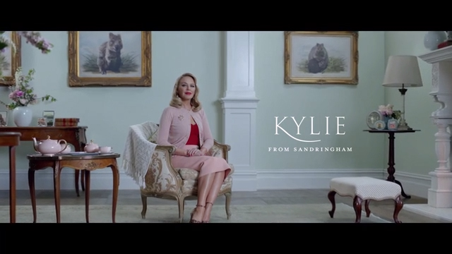 Tourism Australia's 'Matesong' campaign featuring Kylie Minogue and Mates (Three Minute)