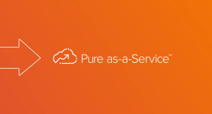Hear why customers choose Pure as-a-Service