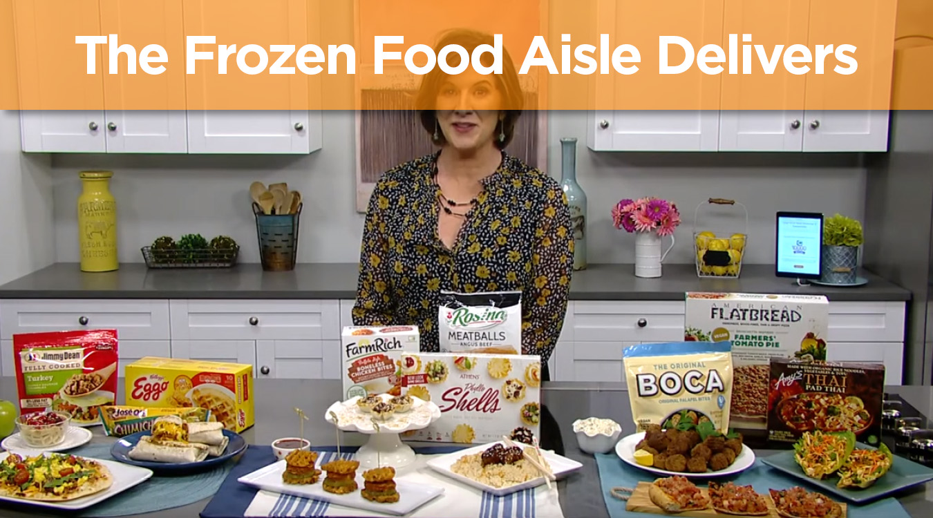 Find Today's Hottest Food Trends in the Frozen Food Aisle!