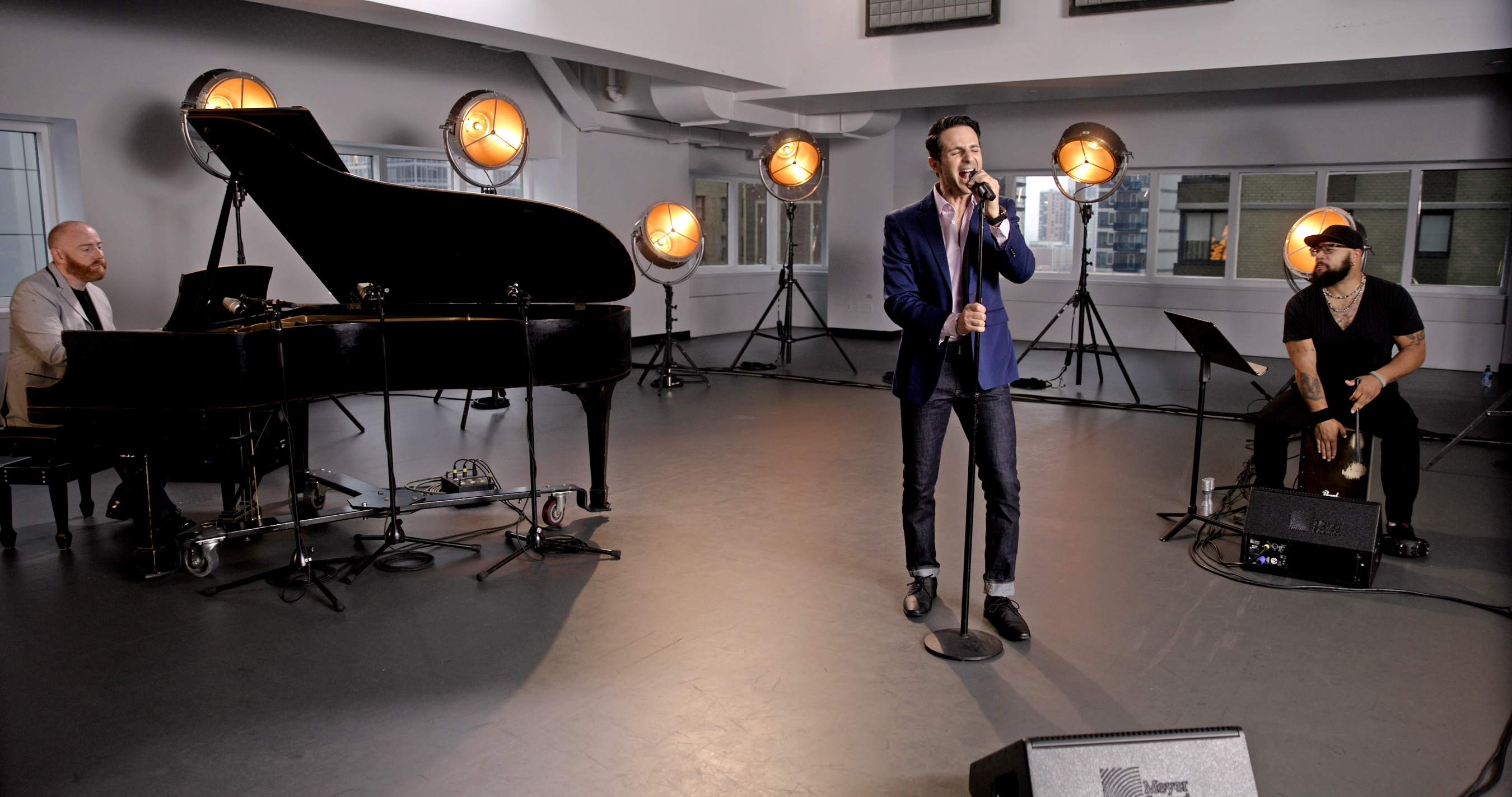 """Norwegian Cruise Line presents the second """"EMBARK NCL Spotlight"""" episode, """"Live From Broadway,"""" on Dec. 17 at 9 p.m. ET with special performances, including Michael Fasano, singing """"Can't Take My Eyes Off of You"""" from the Tony Award®-winning musical """"Jersey Boys,"""" available on Norwegian Bliss."""