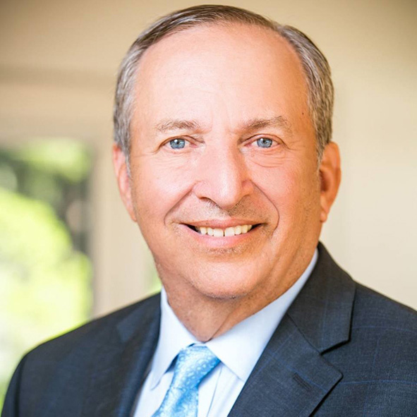 Lawrence Summers, Former Secretary of the Treasury