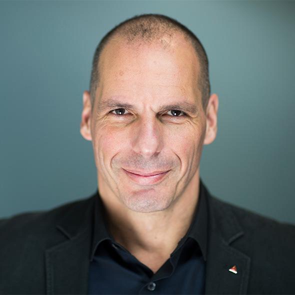 Yanis Varoufakis, Former Finance Minister, Greece