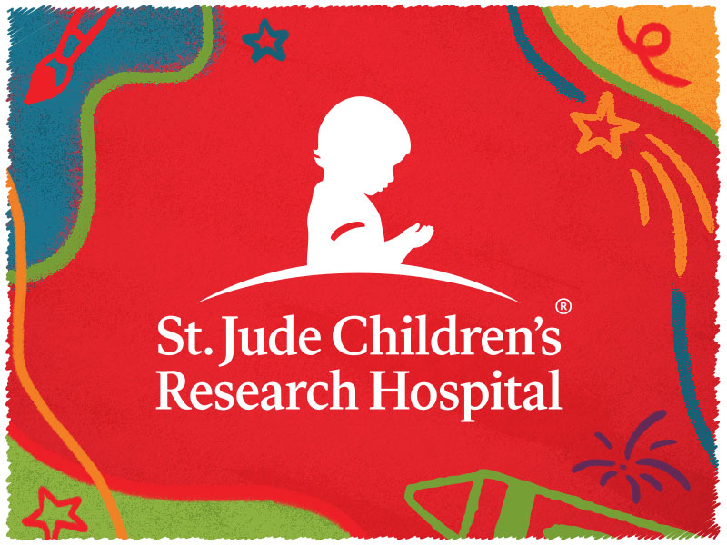 Help fight childhood cancer and support the lifesaving work of St. Jude Children's Research Hospital®