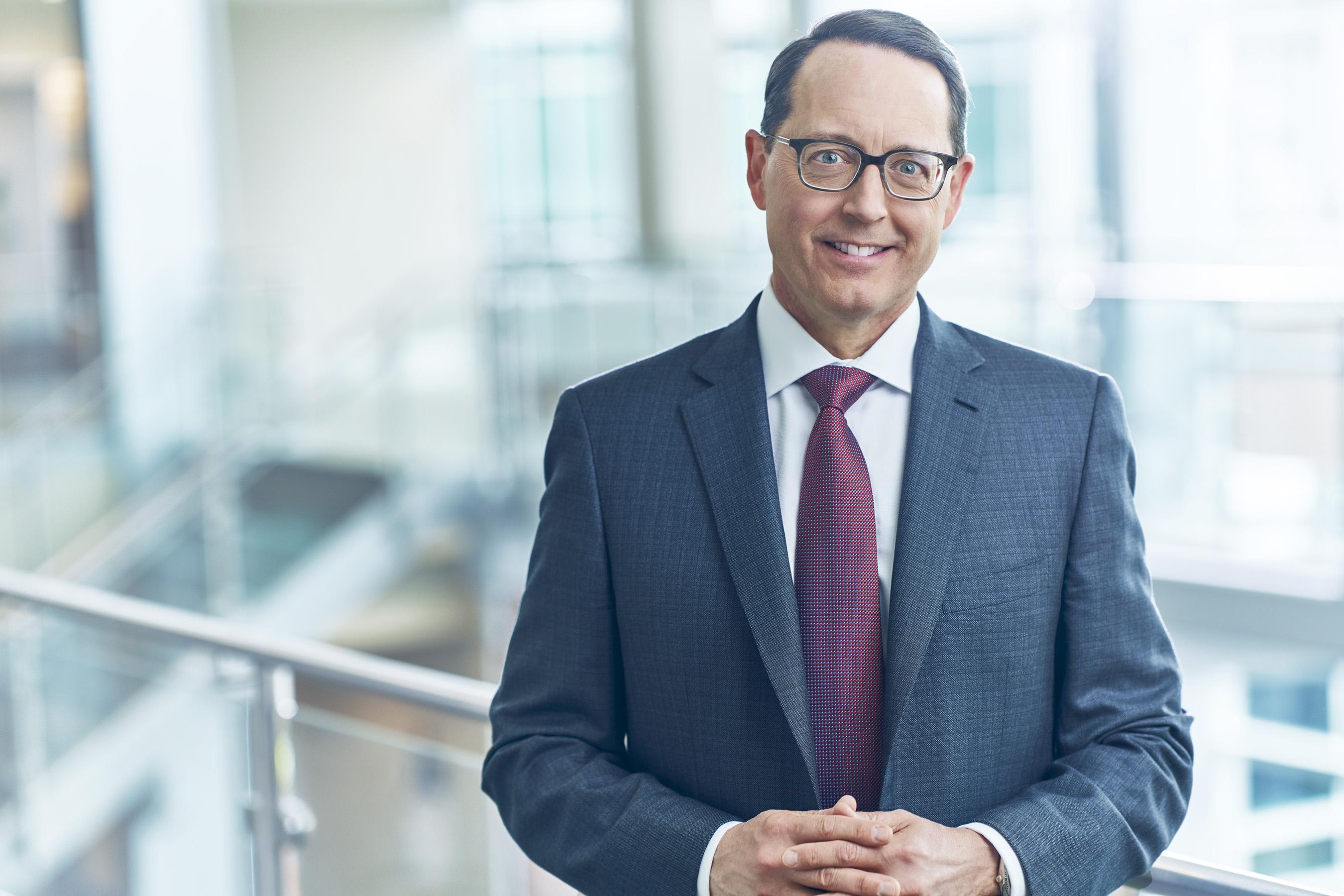 Tim Wentworth, CEO, Evernorth