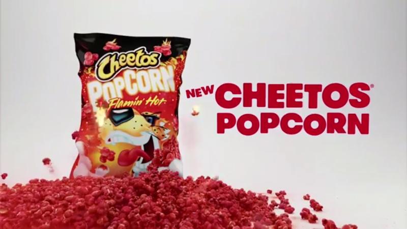 Cheetos Popcorn Flamin' Hot