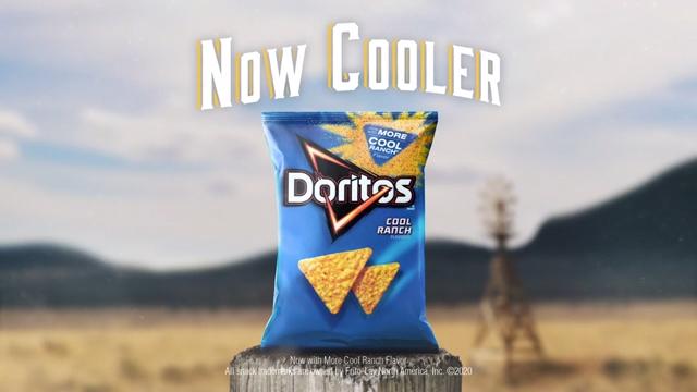 Amped-Up Doritos Cool Ranch