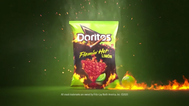 Doritos Flamin' Hot Limon