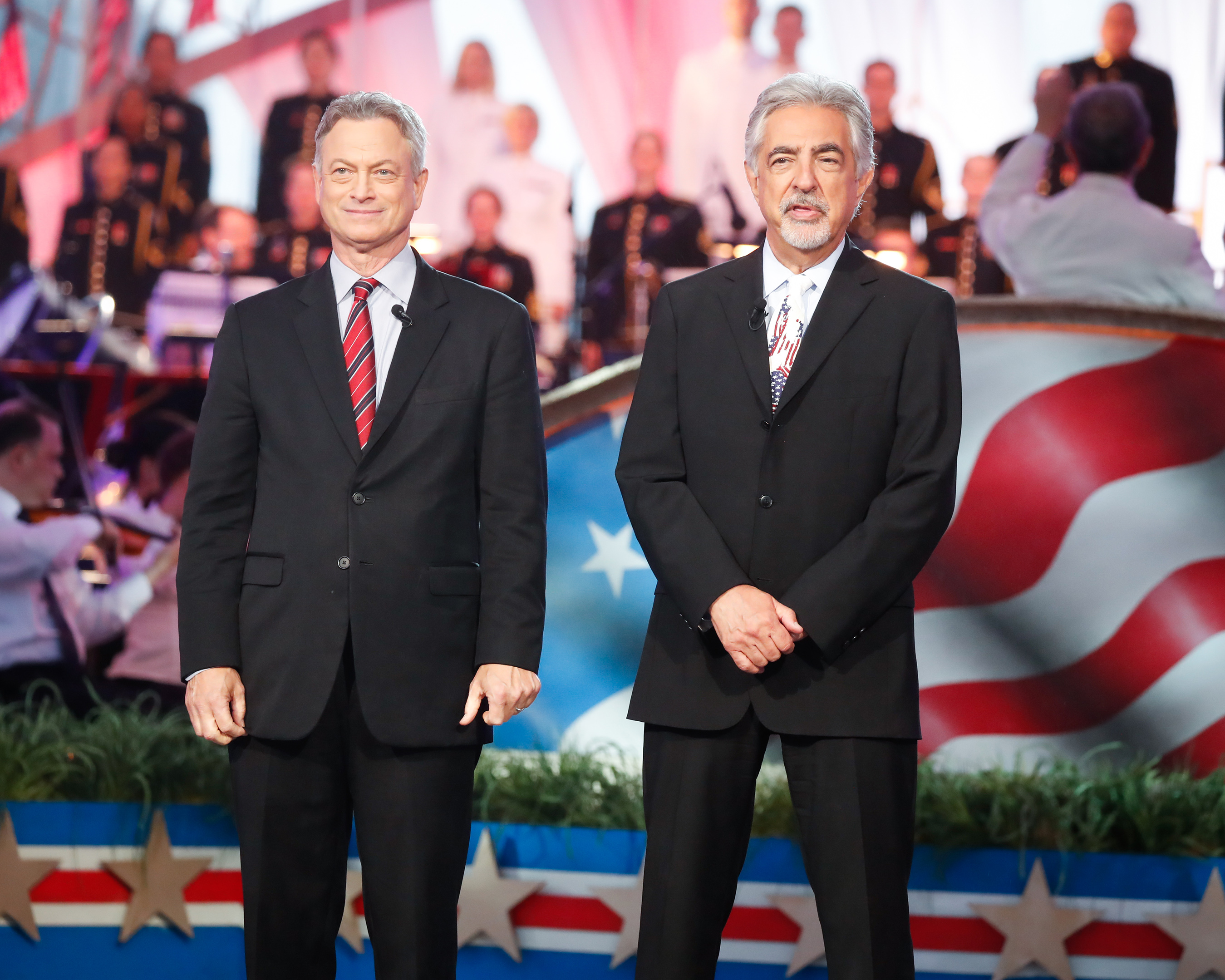 Tony Award-winner Joe Mantegna and Emmy Award-winner Gary Sinise will co-host this year's special 90-minute presentation of the NATIONAL MEMORIAL DAY CONCERT, featuring new and relevant content for these times and iconic show segments, to celebrate all of our American heroes.