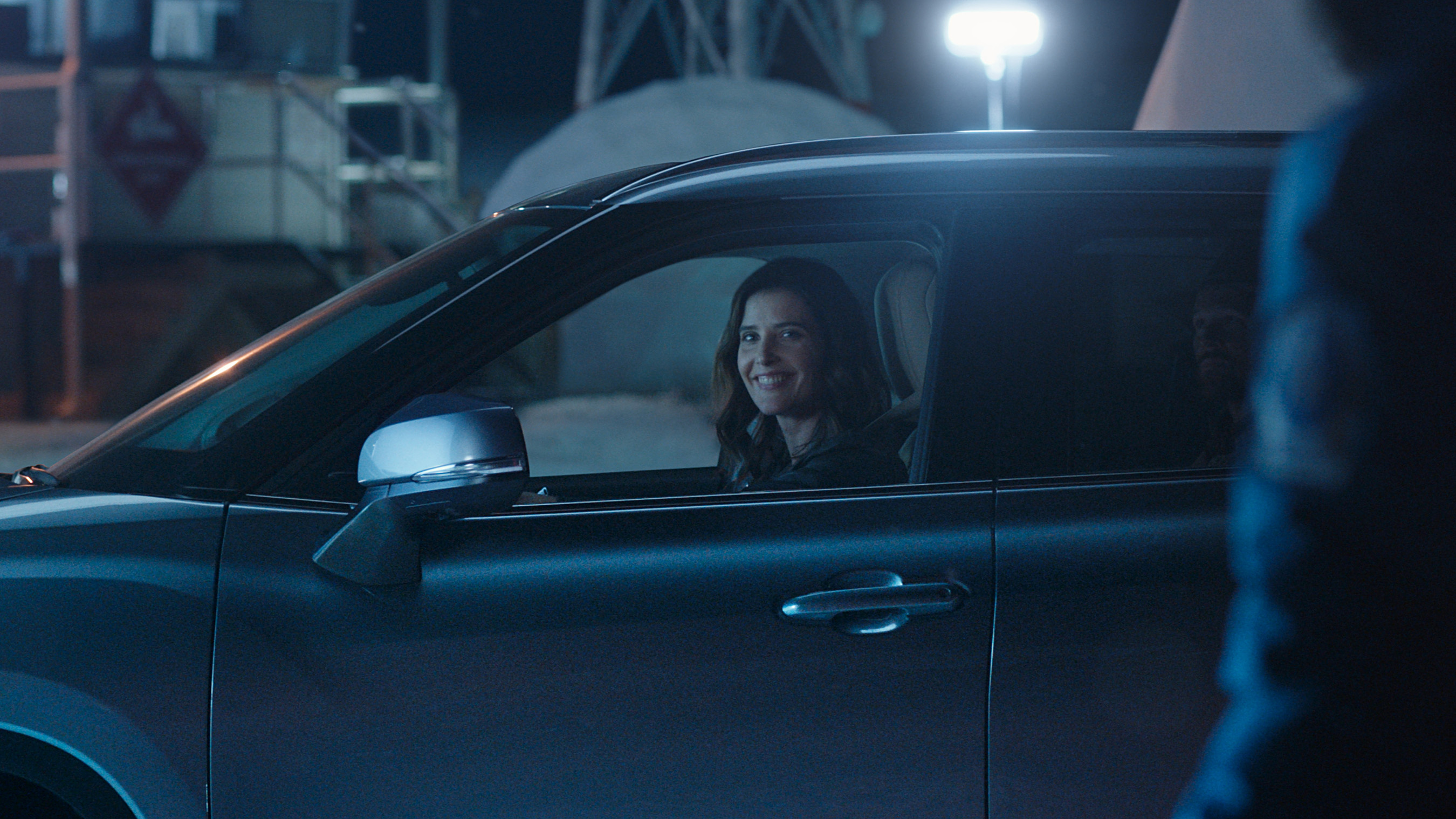 "Toyota's Big Game ad, ""Heroes,"" features Actress Cobie Smulders and the all-new 2020 Highlander."