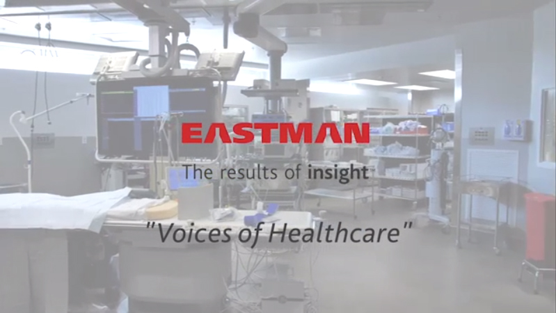 "Eastman ""Voices of Healthcare"" Video"