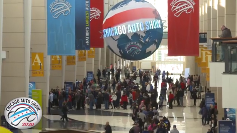Chicago Auto Show 2020 Debuts