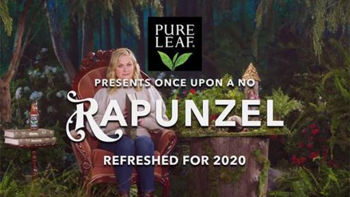 "In reimagined Rapunzel, Amy Poehler reminds viewers that saying ""no"" is sometimes what's best for you, rather than doing what others expect of you."