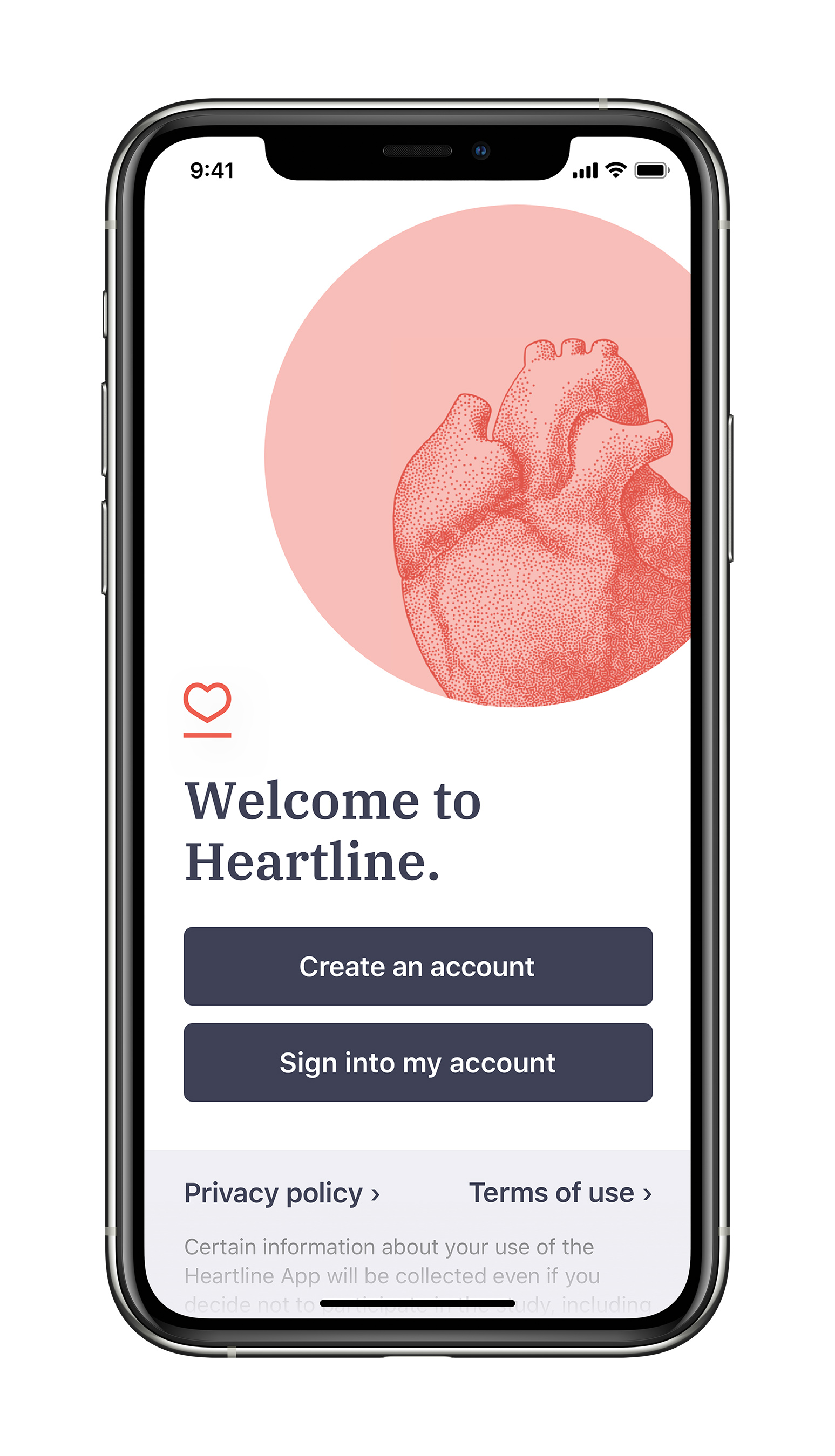 The Heartline™ Study from Johnson & Johnson, in collaboration with Apple, is now open for enrollment. Visit Heartline.com to see if you're eligible to enroll.