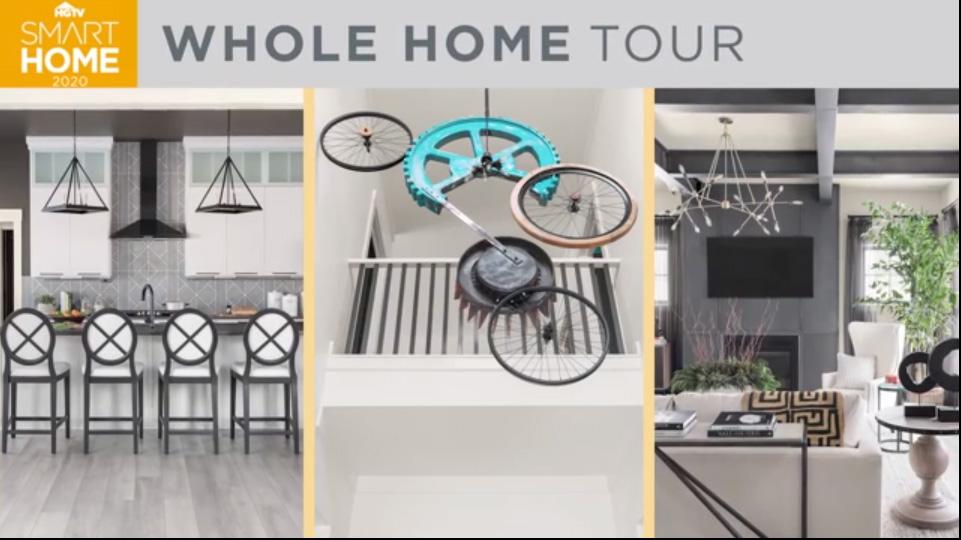 HGTV Smart Home 2020 Interior Tour