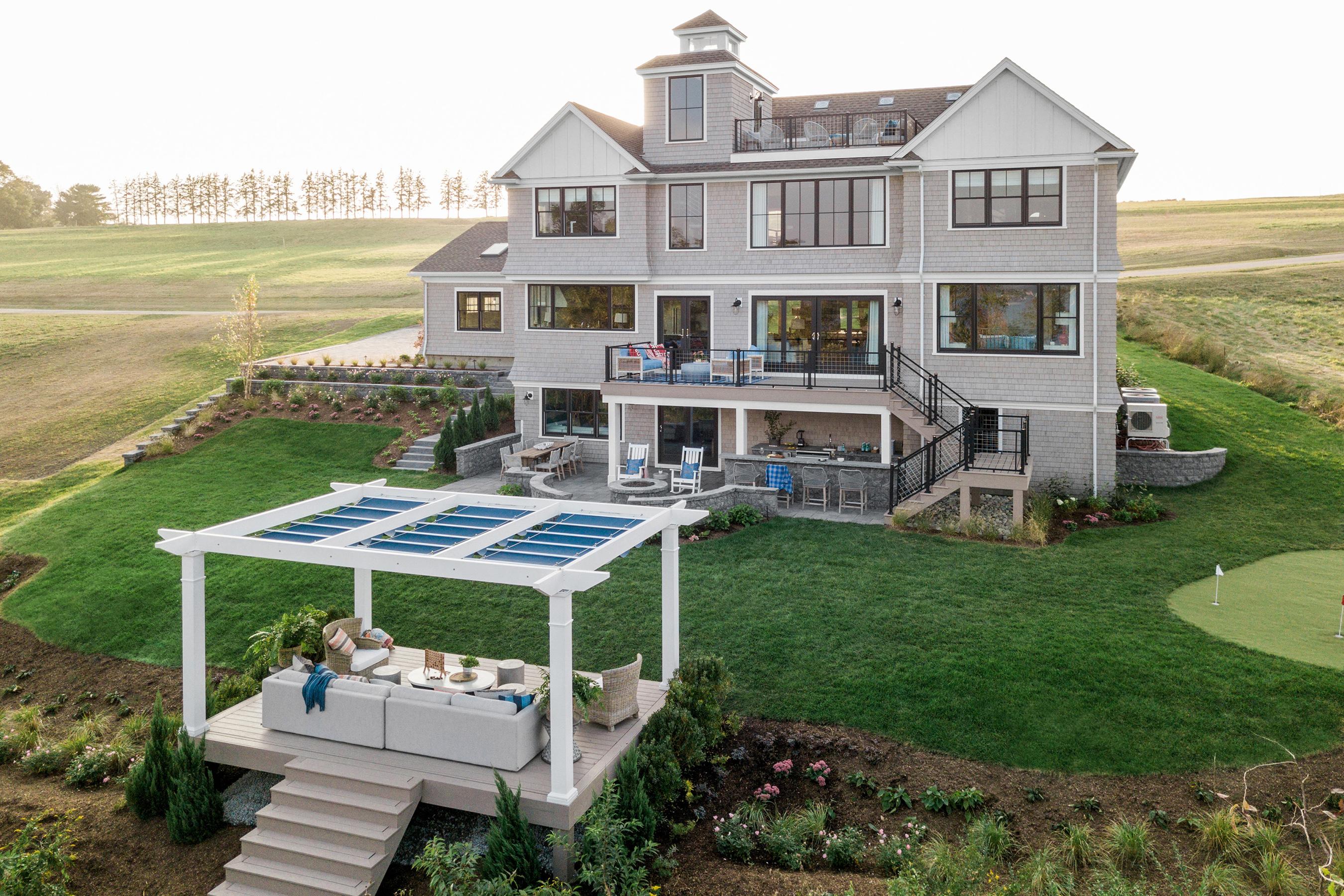 HGTV Dream Home 2021 Backyard