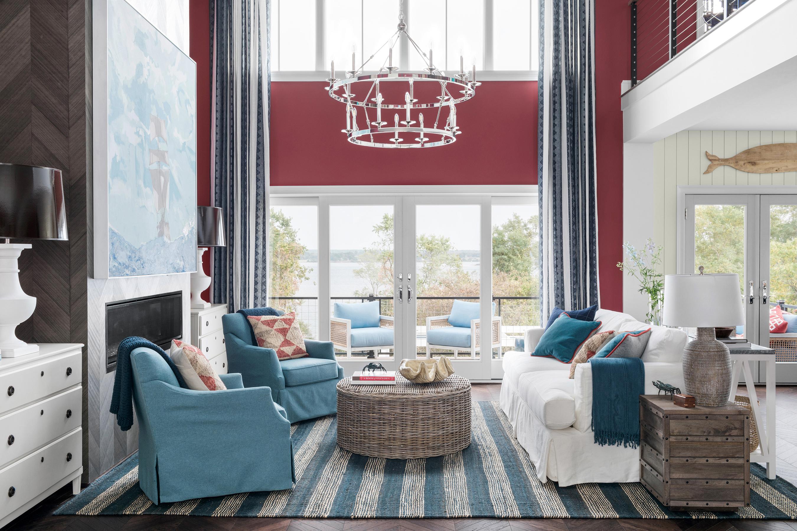 HGTV Dream Home 2021 Living Room