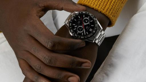 TAG Heuer Connected Timepiece