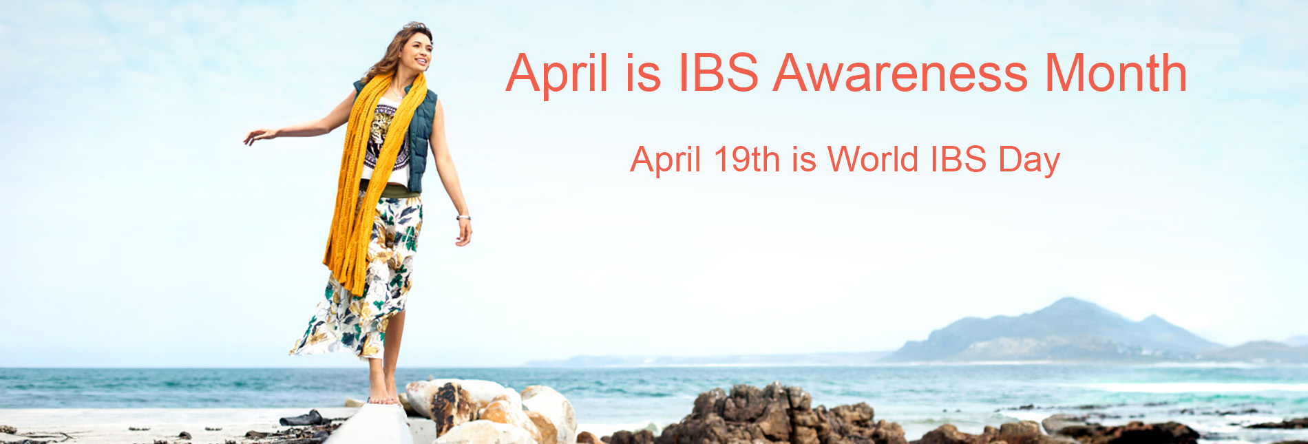 For IBS Awareness Month, a free trial offe...