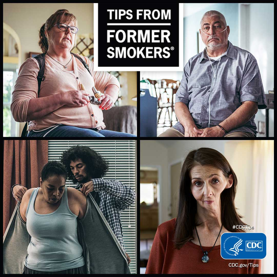 Tips From Former Smokers - Facebook