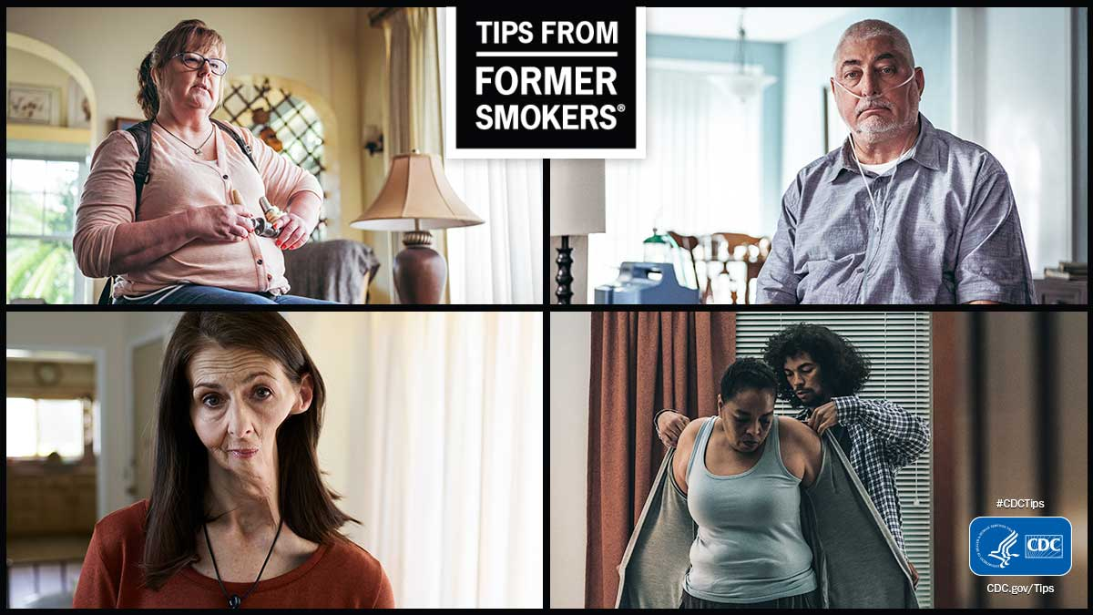 Tips From Former Smokers - Twitter