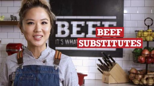 Esther Choi | Korean Fried Beef
