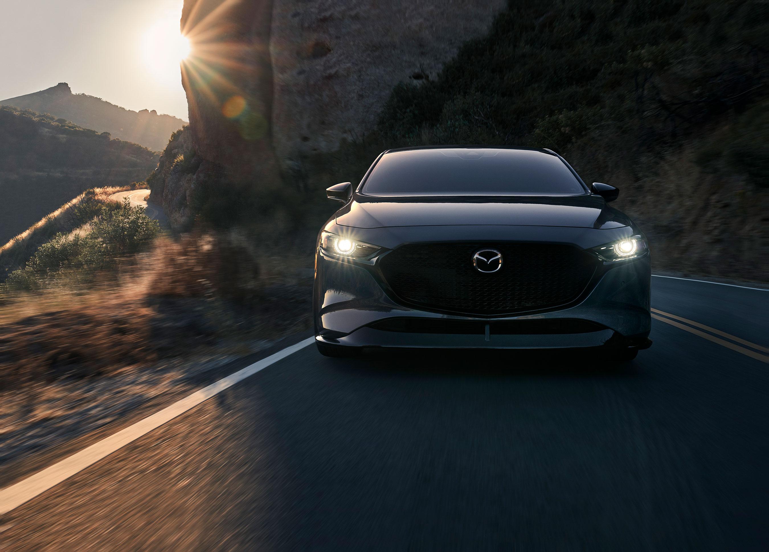 The 2021 Mazda3 2.5 Turbo
