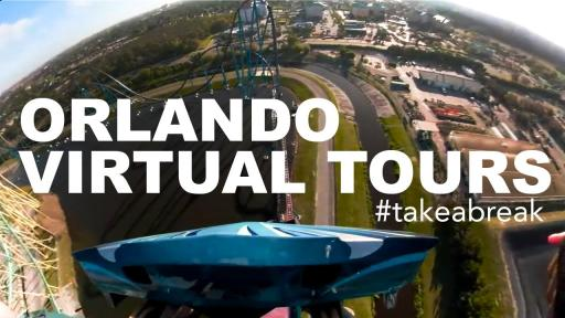 Play Video: Footage from the 360-degree virtual tour of Orlando