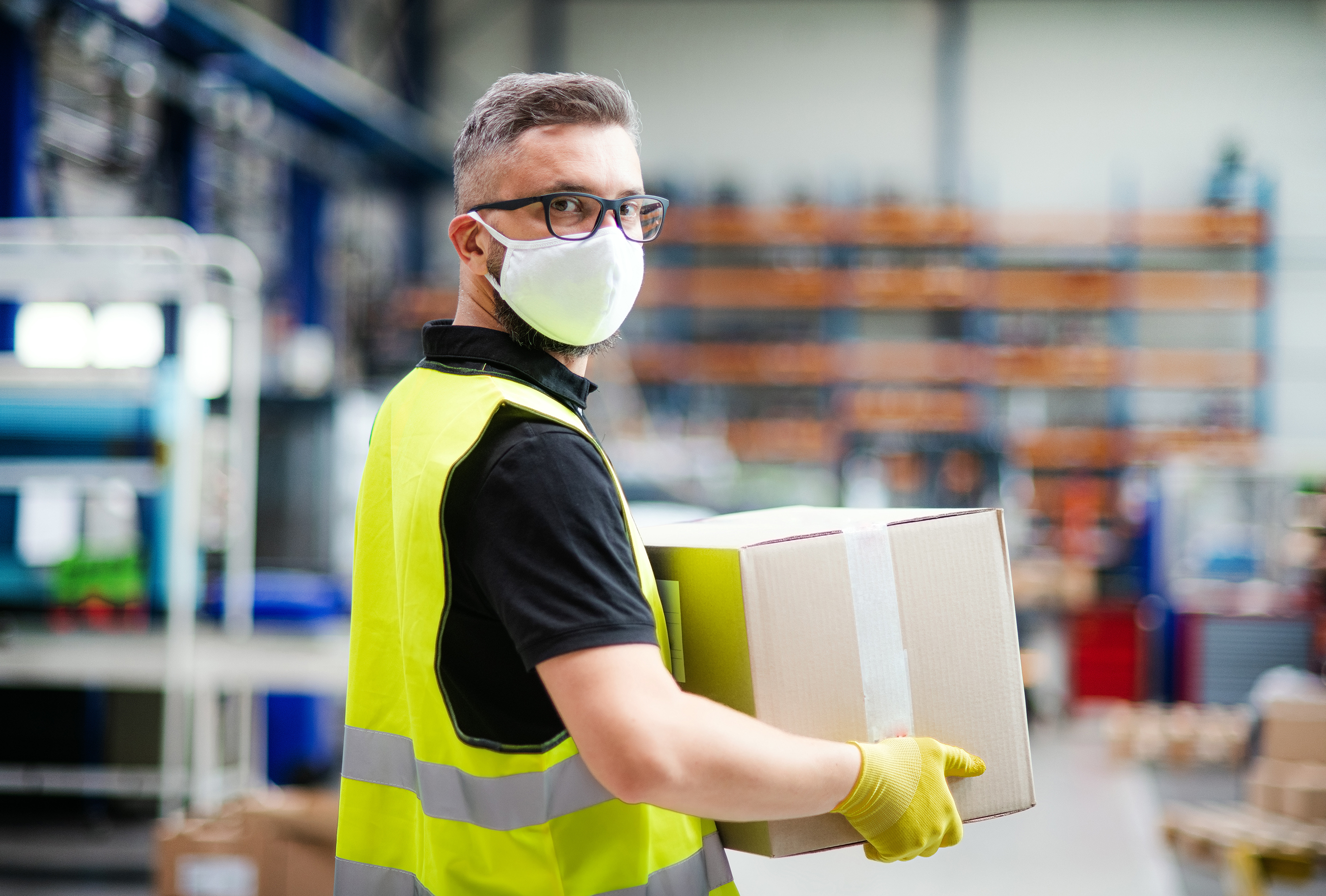 Today's crisis and workforce needs in certain sectors, like industrial jobs and warehousing, has proven MyWorkChoice's model essential in mobilizing hundreds of much needed workers to keep the supply chain moving.