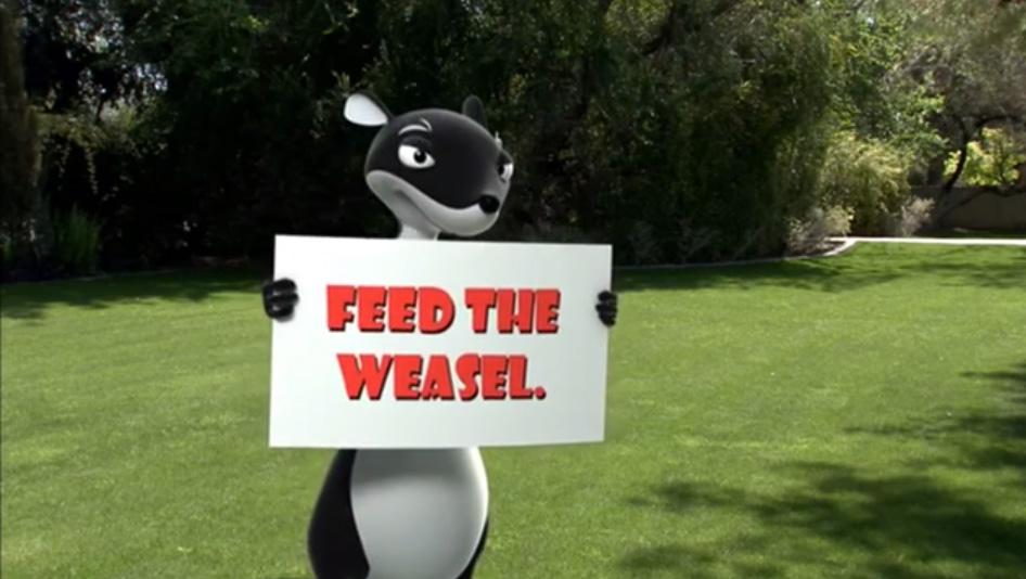 Weasel Weed Popper