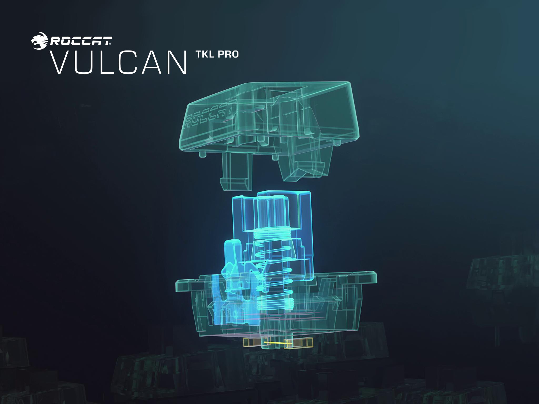 Vulcan TKL Pro